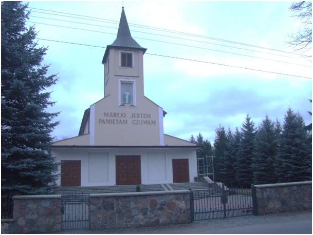 Kościół w Marianowie