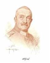 Gen. Remus Woyrsch (późniejszy feldmarszałek)