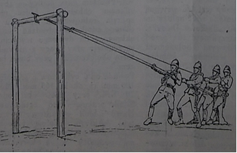 """Rysunek poglądowy z artykułu """"Jak prowadzić ćwiczenia z narzędziami do burzenia""""."""